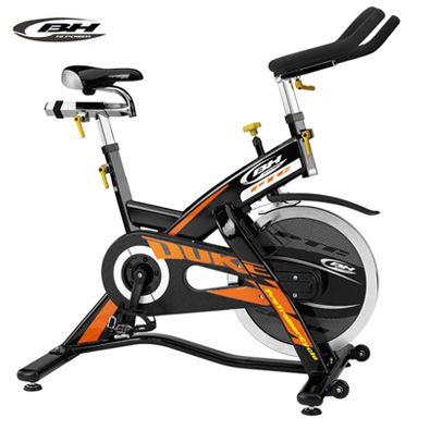 Vélo de cyclisme indoor BH Fitness Hipower Duke électronique