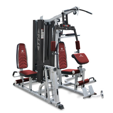 BH Fitness TT 4, Multi station complet de 4 postes