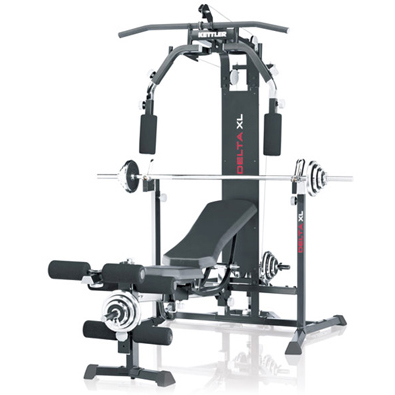 Bancs de musculation charge guid e bancs multifonctions - Station de musculation professionnelle ...