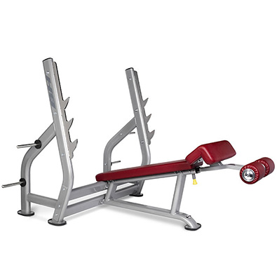 Banc de musculation BH Fitness Decline bench L855