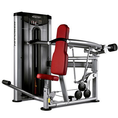 Banc BH Hipower Shoulder Press L090 pour les épaules