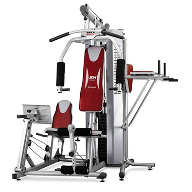Banc multifonction BH Fitness Global Gym Plus