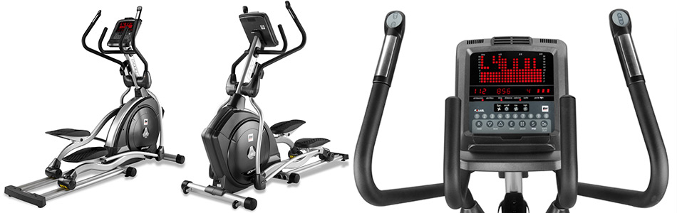 Vélo elliptique BH Fitness Hi Power LK8150