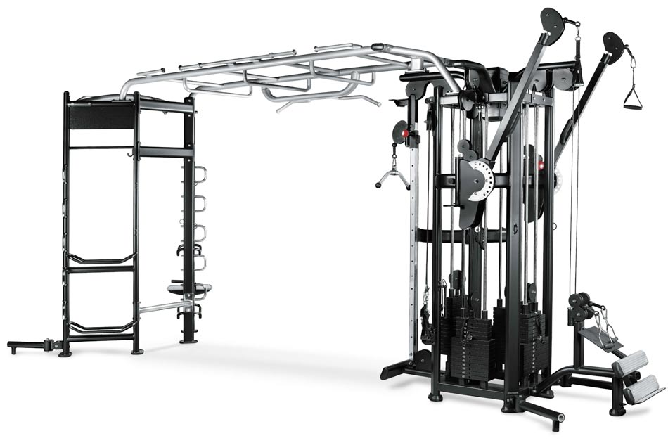 Cage de workout BH Fitness L360