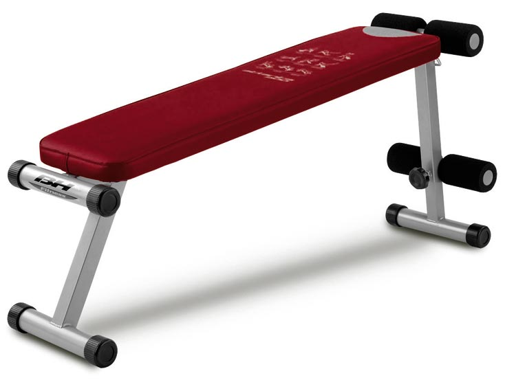Banc de musculation bh fitness atlanta 300 - Banc musculation fitness ...