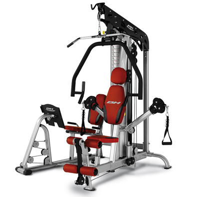 Banc Bh Fitness G156 Tt Pro Station Multifonction Semi Pro