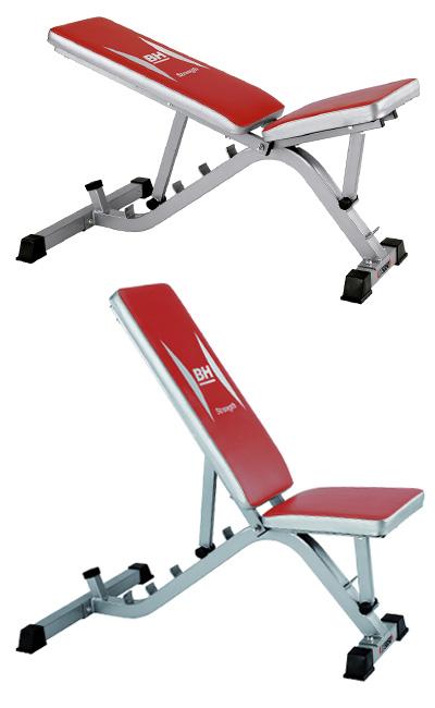 banc multifonction bh fitness st5850. Black Bedroom Furniture Sets. Home Design Ideas
