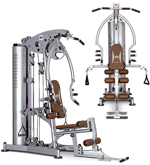 station de musculation multifonction tt maxima de bh fitness. Black Bedroom Furniture Sets. Home Design Ideas