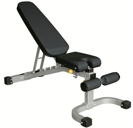 Banc de musculation multipositions care - Banc de developpe couche professionnel ...