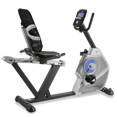Vélo semi allongé BH Fitness Comfort Ergo Program