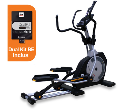 BH Fitness i.FDC 20 avec Dual Kit inclus
