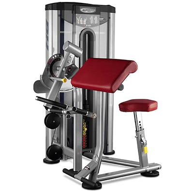 BH Fitness Hipower Biceps / Triceps L140