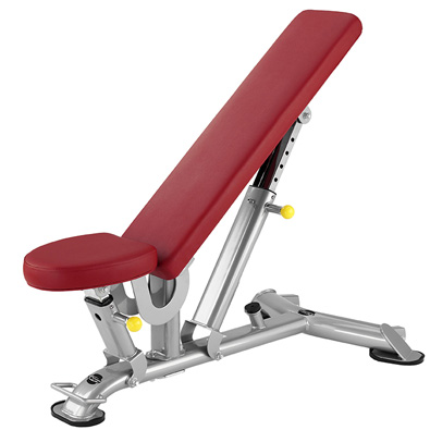 BH Hipower Multi position bench L825