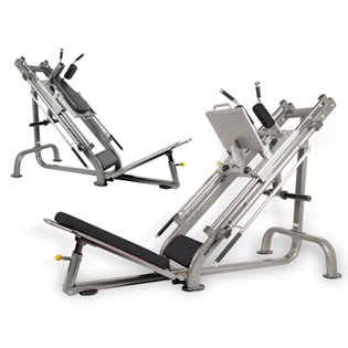 Combiné Presse Hack Squat/Leg Press
