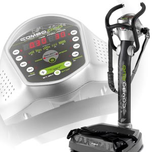 Plateforme vibrante BH Fitness Combo Duo