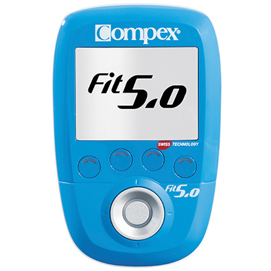 COMPEX Fit 5.0 : 30 programmes fitness