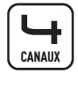Compex SP 6.0 4 canaux
