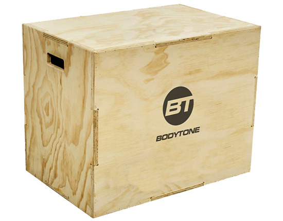 équipement cross training bodytone plyo box