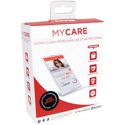 Velo elliptique Care Ixo II MyCare