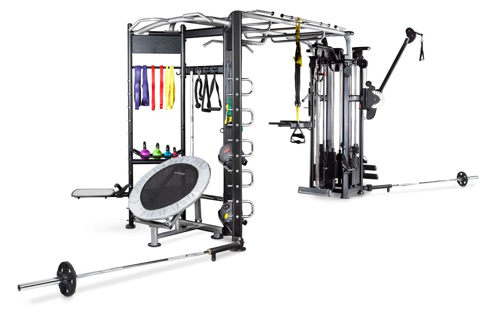Bh Fitness cage de crosstraining L360