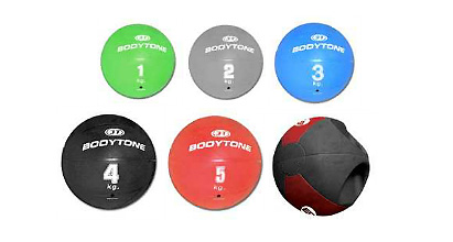 Medecine ball cross training bodytone
