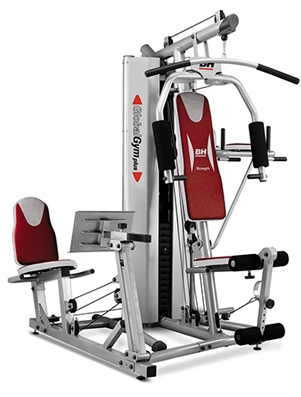 Banc multifonctions BH Fitness Global Gym plus 2