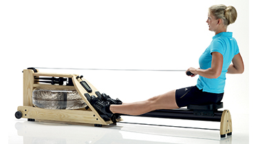 Rameur WaterRower A1 Home frêne