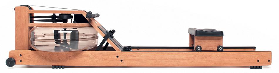 rameur eau waterrower cerisier. Black Bedroom Furniture Sets. Home Design Ideas