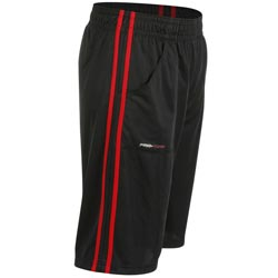 Short de Basket Noir Performance PRO FORM
