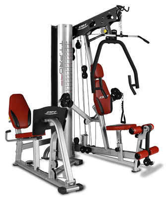banc bh fitness g156 tt pro station multifonction semi pro. Black Bedroom Furniture Sets. Home Design Ideas