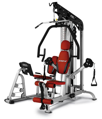 Banc BH Fitness TT PRO   vue station multifonctions