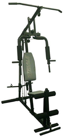 banc de musculation striale sh 6000. Black Bedroom Furniture Sets. Home Design Ideas
