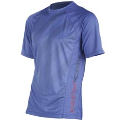 T-Shirt Bleu Performance PRO FORM