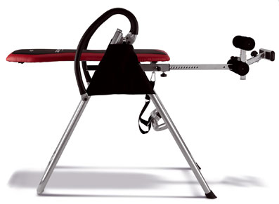 Table inversion Zero BH Fitness vue 1