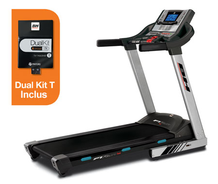 Tapis de course BH FITNESS F1 Run DUAL