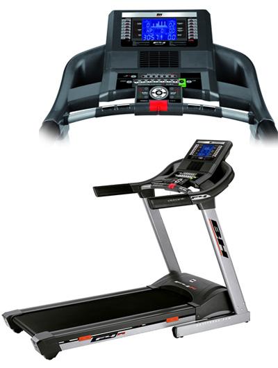 tapis de course bh fitness f4r
