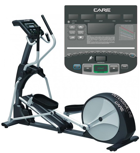Vélo elliptique Care Ellipter II