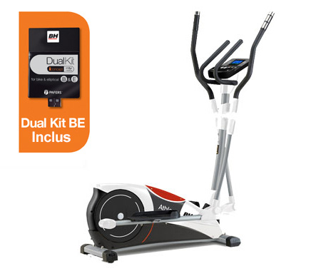 Vélo elliptique i.Athlon Dual   Dual Kit inclus