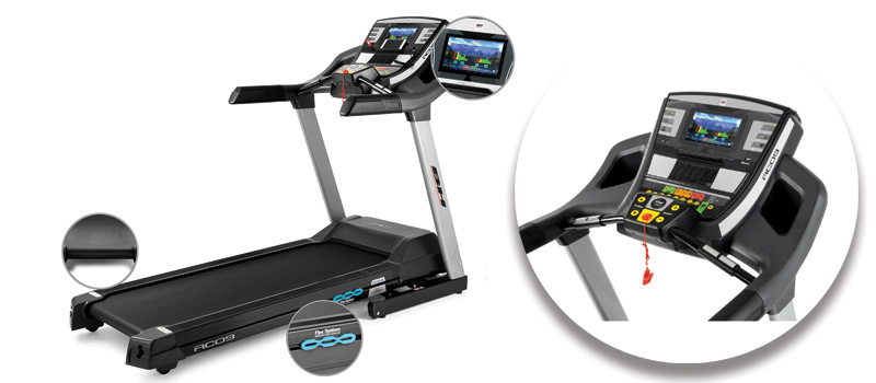Visuel BH Fitness RC09 G6180TFT