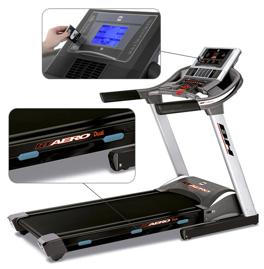 Tapis de course i rt aero dual par bh fitness - Tapis de course energetics power run 4 0 ...