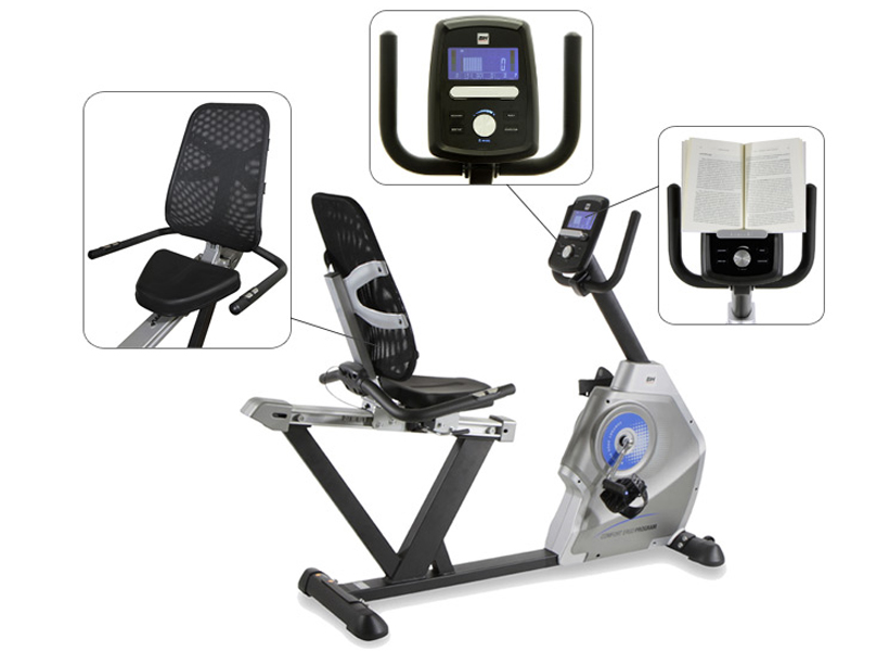 Velo assis Comfort ergo program
