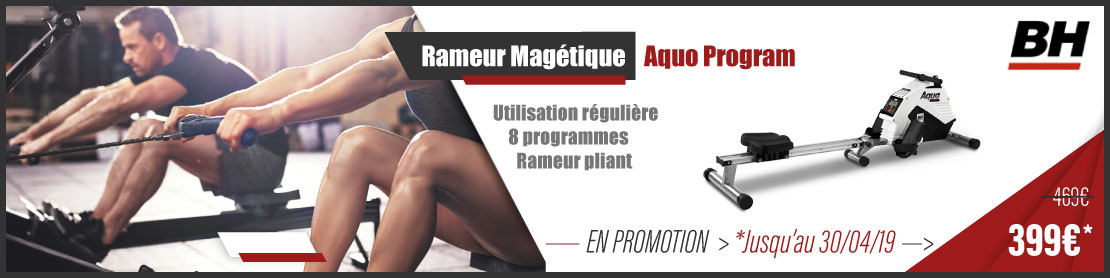 BH Fitness Aquo Program