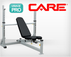 Banc de musculation Care olympic
