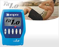 Electrostimulateur COMPEX Fit 1.0