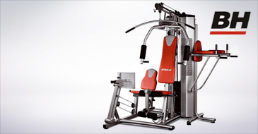 Banc multifonctions BH Fitness GLOBAL GYM PLUS
