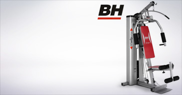 Banc multifonction BH Fitness G112X MULTIGYM PLUS