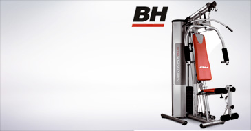 Banc multifonctions BH Fitness NEVADA PLUS (100kg) G119XA